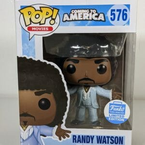 coming to america randy watson funko pop!