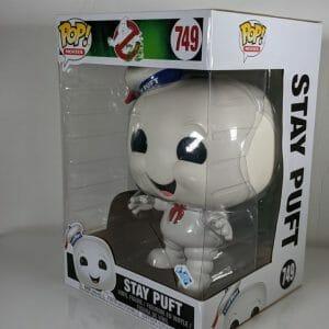 ghostbuster stay puft funko pop!