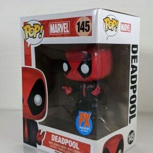px previews deadpool suit funko pop!