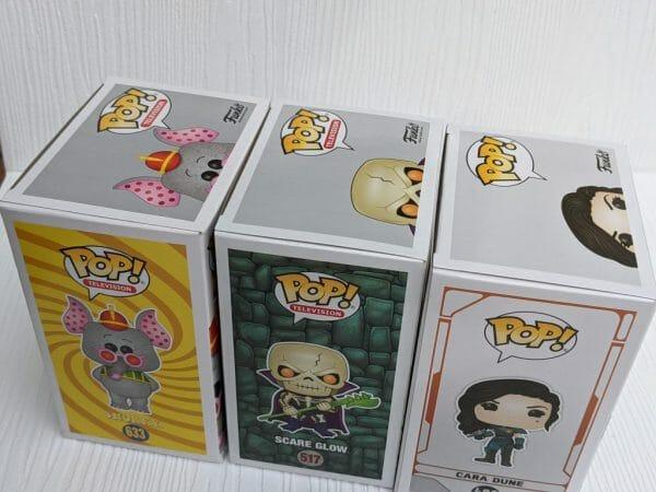 mystery box special 2 funko pop!