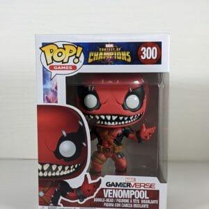 venompool champions funko pop!