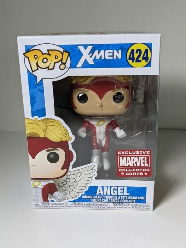 angel x-men funko pop