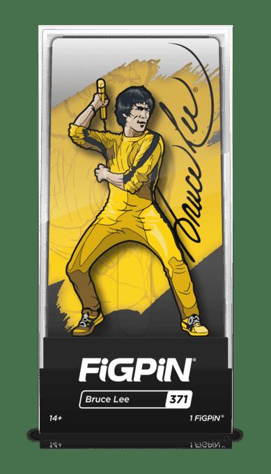 figpin bruce lee