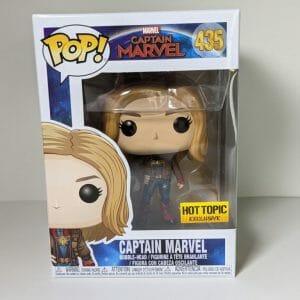 captain marvel jacket funko pop!