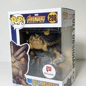 avengers cull obsidian funko pop!