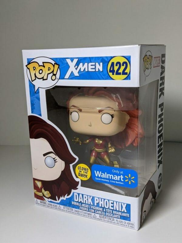 x-men gitd dark phoenix funko pop!