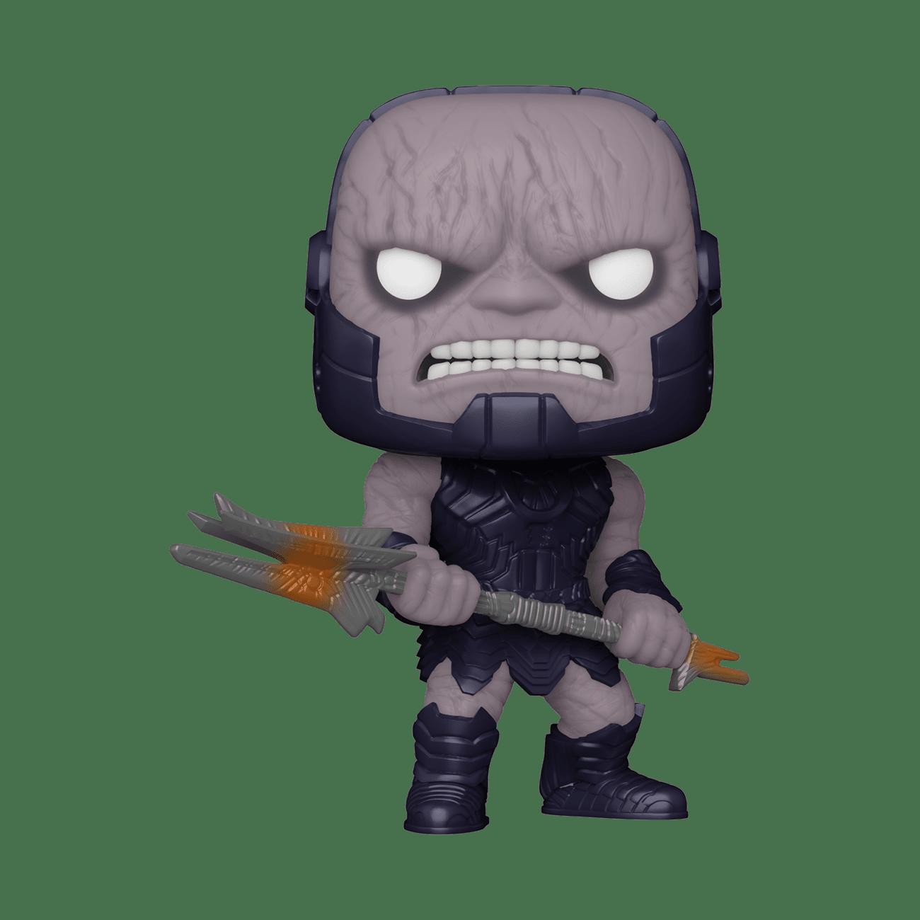 darkseid justice league funko pop!