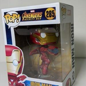 infinity war iron man funko pop!
