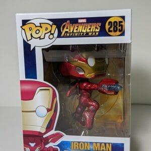iron man funko pop!