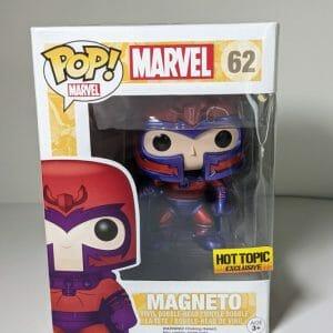 magneto funko pop!