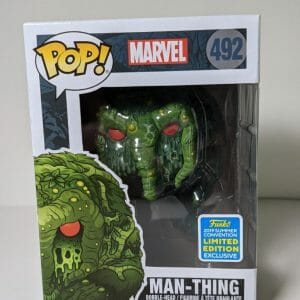 man-thing funko pop!