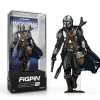 the mandalorian with the child figpin