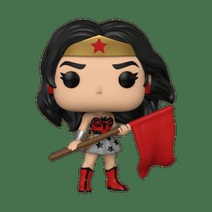 Wonder Woman Red Son funko pop!