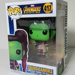 gamora young funko pop!