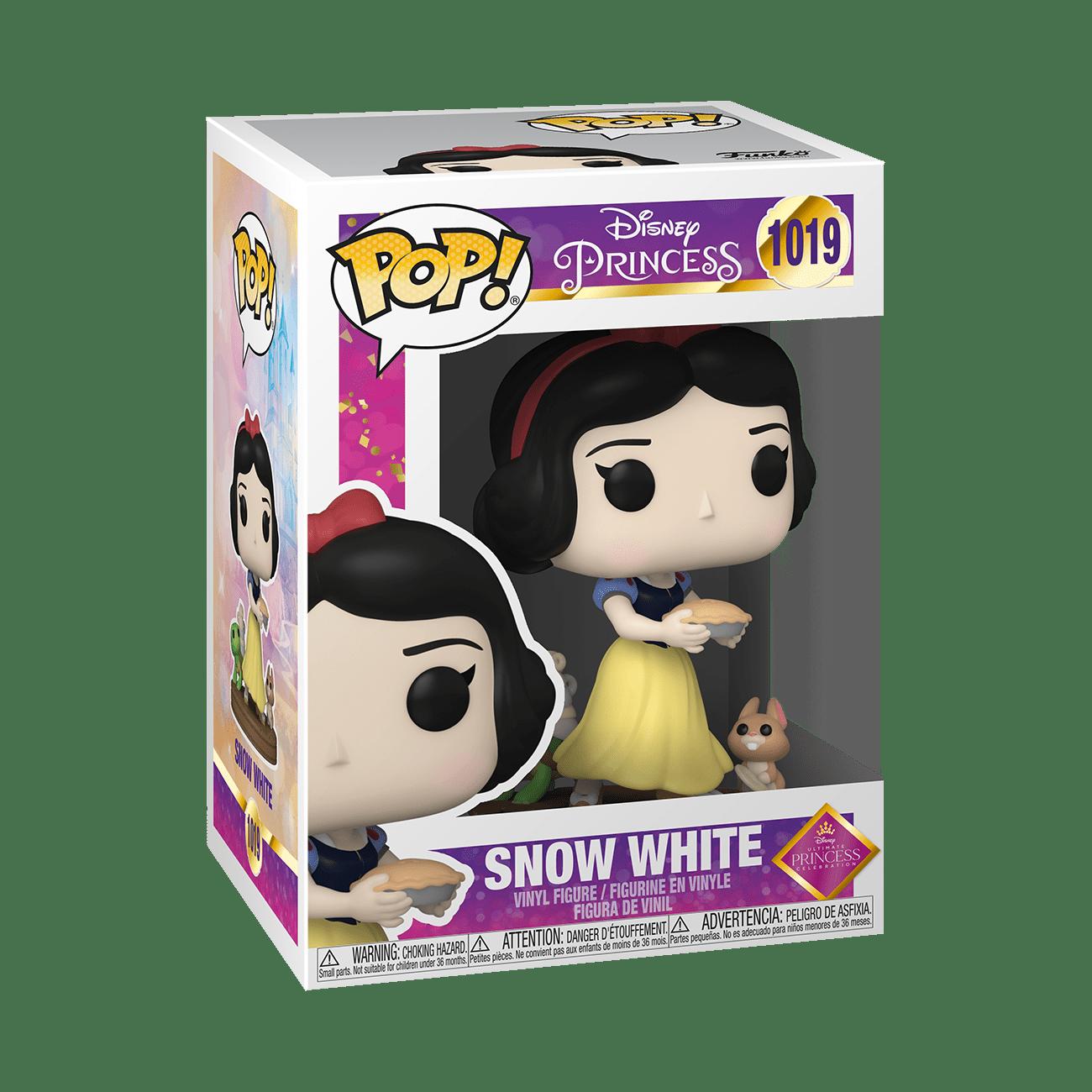 snow white ultimate princess funko pop!