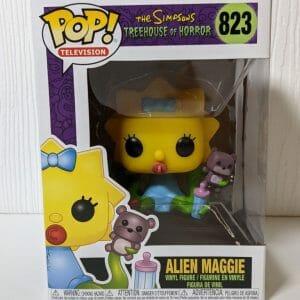 alien maggie funko pop!