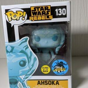 ahsoka glow in the dark funko pop!
