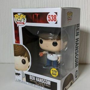 IT ben hanscom funko Pop!