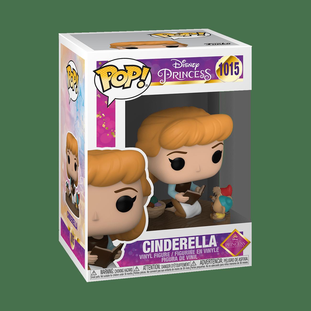 cinderella ultimate princess funko pop!