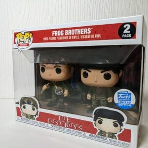 frog brothers the lost boys funko pop!