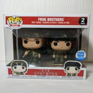 frog brothers funko pop!