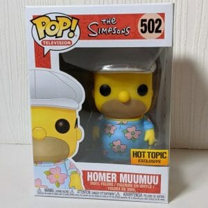 homer muumuu funko pop!