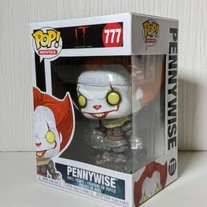 IT pennywise funko pop!