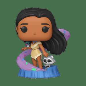ultimate princess pocahontas funko pop!