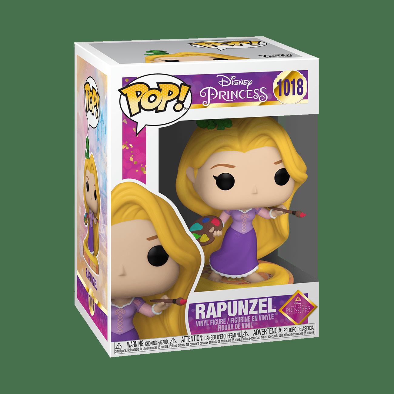 rapunzel ultimate princess funko pop!