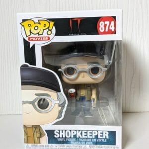 shopkeeper IT funko pop!