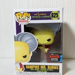 vampire mr. burns funko pop!
