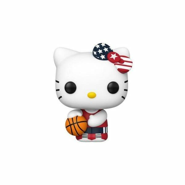 hello kitty basketball funko pop!