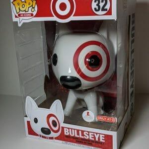 10 inch bullseye funko pop!