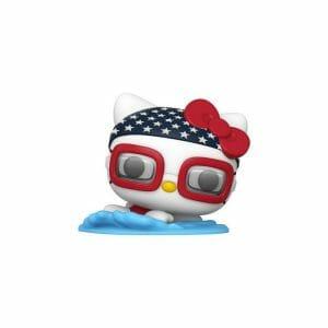 hello kitty swimming funko pop!