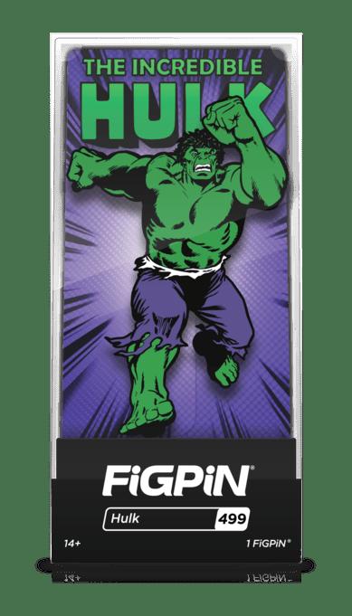 figpin the incredible hulk