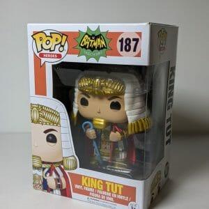 king tut classic batman funko pop!