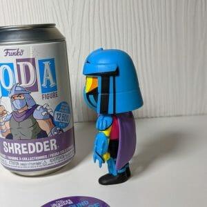 chase shredder funko soda