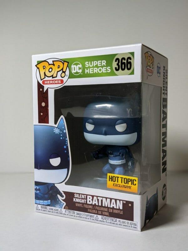 batman silent knight funko pop!