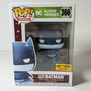silent knight batman funko pop!