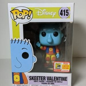 skeeter valentine funko pop!