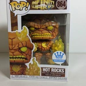 hot rocks funko pop!