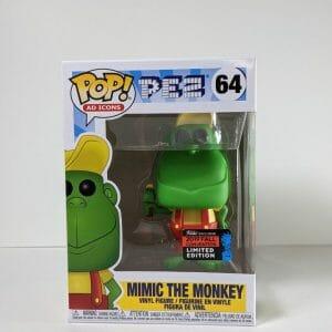 mimic the monkey funko pop!