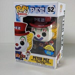 toy tokyo peter pez funko pop!