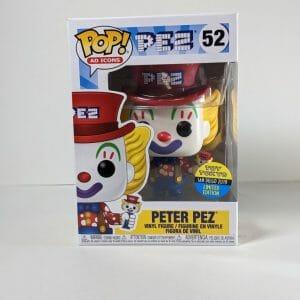 peter pez funko pop! toy tokyo