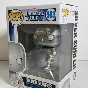 fantastic four silver surfer funko pop!