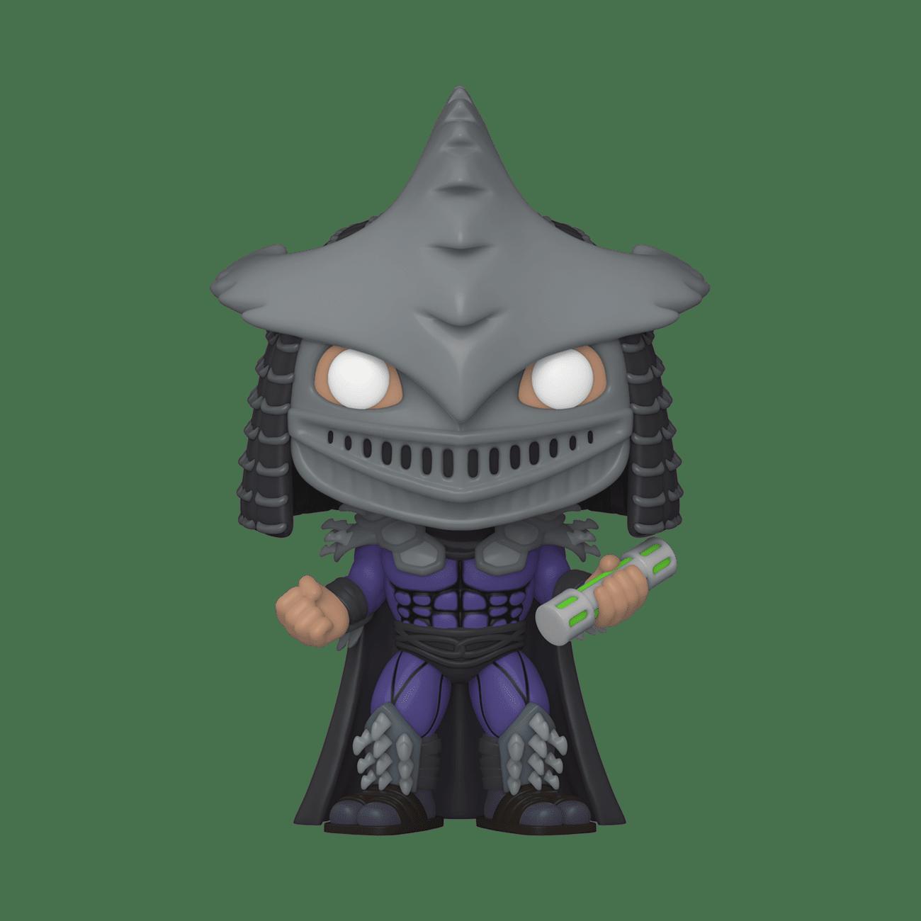 tmnt II super shredder funko pop!