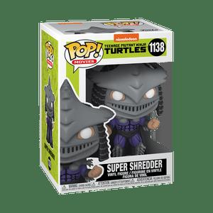 super shredder tmnt II funko pop!