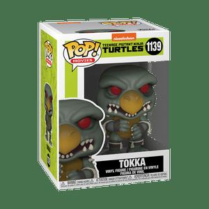 tokka tmnt II funko pop!