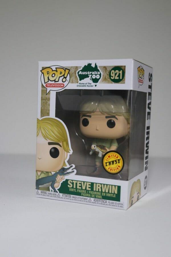 steve irwin turtle funko pop!