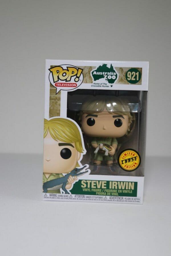 turtle steve irwin funko pop!